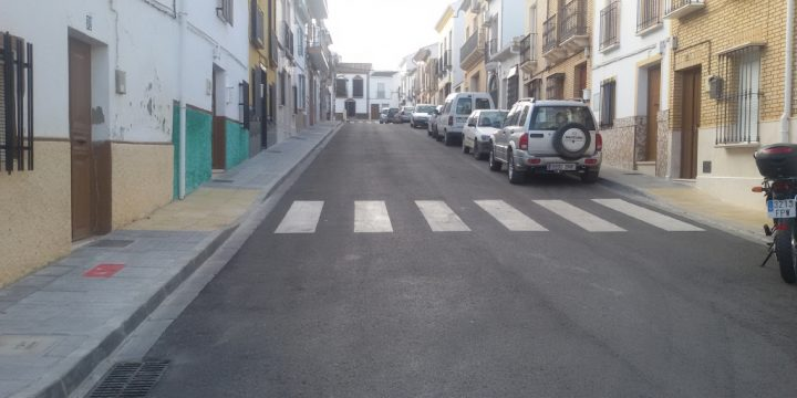 Calle Manuel de Falla